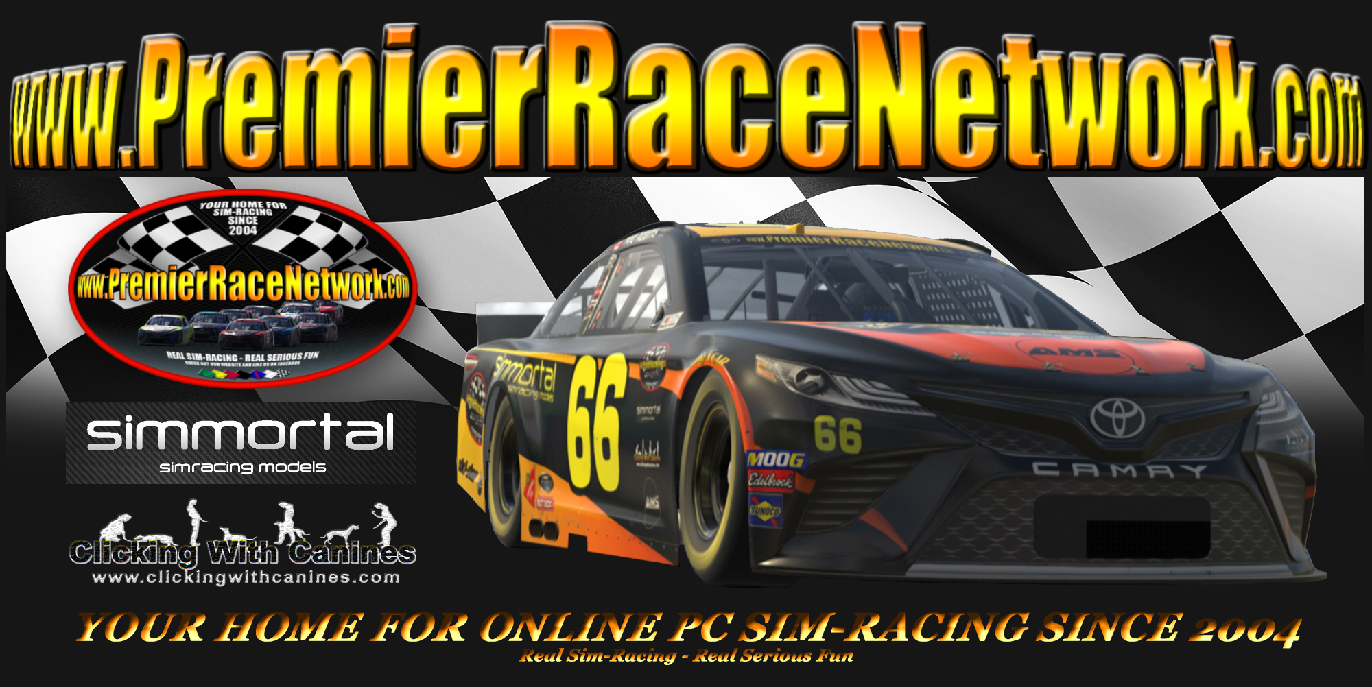 Join us on-line for all the action!